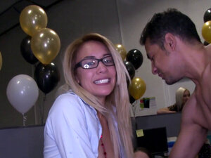 Real spex wife fucked by strippers dick