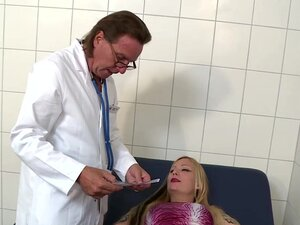 MMV FILMS Anal Checkup, Kitty went to see the
