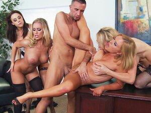 Krissy Lynn, Tanya Tate, Chanel Preston and Nicole