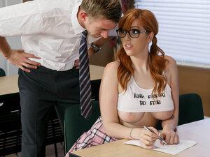 Lauren Phillips & Danny D in Easiest A - Brazzers,