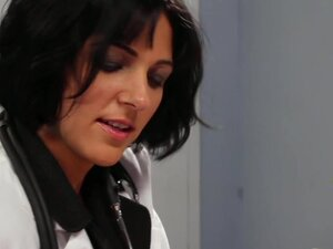 Roxanne Hall in This Ain't Nurse Jackie XXX