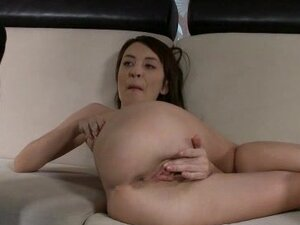 Tiny girl on a big cock, Petite Sandra is a fan of