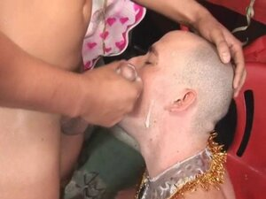 Super Hot Latino Gay Party Ends up with Gay Couple