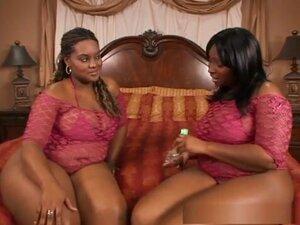 Amazing pornstars Skyy Black and Show Gurl in