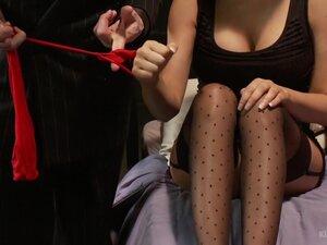 Fabulous big tits, fetish xxx clip with amazing