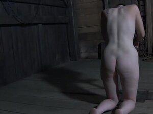 Bastinado punished submissive screams, Bastinado