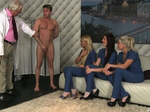 Mira Sunset and Cherry Kiss join a chick for an