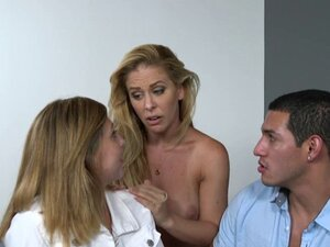 Big Cock For Mom Cherie Deville And Kelly Greene