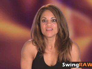 Swinging goes wrong But the couple still wants to
