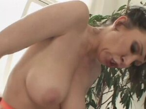 Rayveness impales herself on a monster black dick