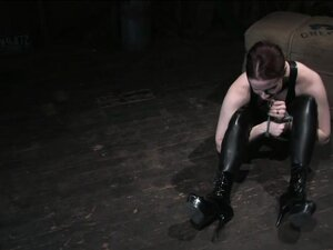 Devils Bargain, Claire is a world renowned BDSM