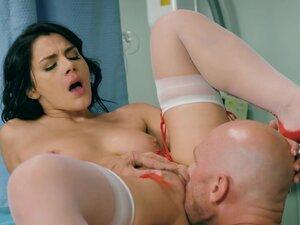 Valentina Nappi & Johnny Sins in A Nurse Has Needs