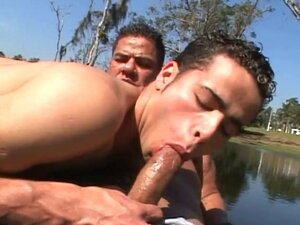 Outdoor Butt Fucking- BC Productions