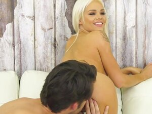 Elsa Jean & Jay Smooth in Flexible And Ready To