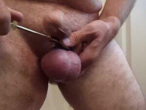 Jackmeoffnow tighten hose clamp on balls cbt -