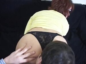 Horny man even pays mistress just to lick her ass