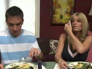 Stepmom Kristal desires a younger guy, Stepmom