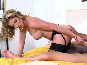 Cory Chase & Sean Lawless in April Fools Honey -
