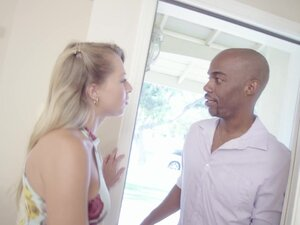 Sticky and messy facial makes Zoey Monroe close