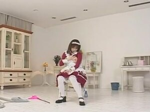 Rio Hamasaki in Big Bust Maid