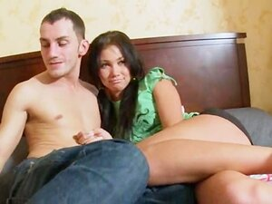 polish beauty punished by hard cock