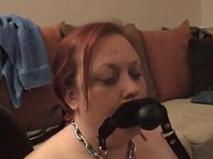 secrets of fist  dildo gag deepthroat training