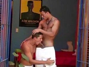 Hung Latinos Antonio and Castel Fucking