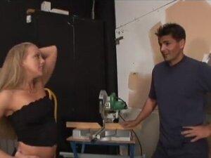 Hottest pornstar Kylie Wylde in crazy facial,