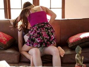 Alani Pi and Celeste Star in Sapphic action