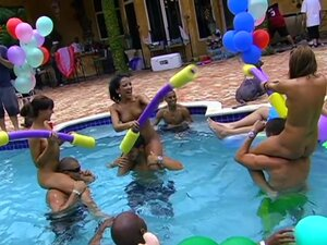 BangBros Pool Party!, It's a hot summer this year
