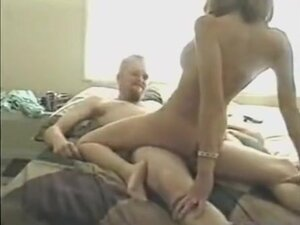 Adorable gal friend can't live out of riding knob,