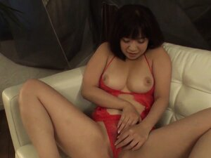 Perfect toy porn with busty milf in heats Wakaba