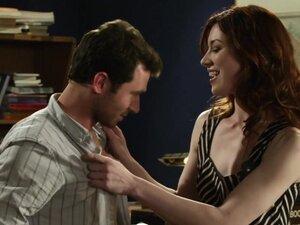 Stoya & James Deen in Code of Honor, Scene 3,
