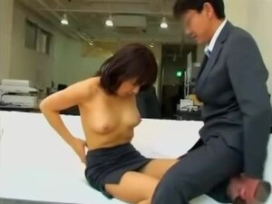 Japanese dripping cunt drilled by my hammer in spy