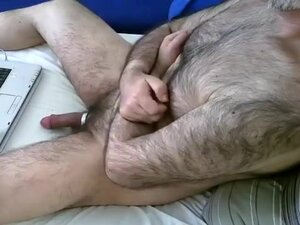 Jerking with cockring two
