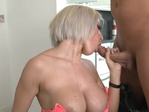 Brooke Jameson & Christian in I Have a Wife,