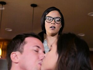 Maya Bijou In My Girlfriends Roommate Is A Slut