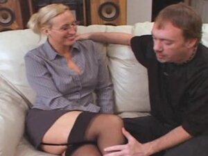 Teacher JoeyLynn Gets a Slut Training Lesson By