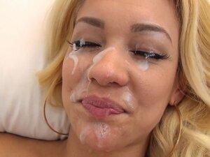 Mila Blaze in On My Chin, Not In My Eyes! -