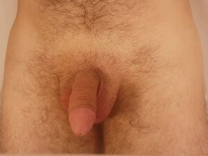 Shaving penis and balls, It's shaving time for my