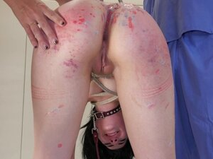 Young alt girl fucked in ass and gets asshole