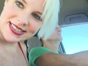 Dangerous Roadhead: Sucking Your Dick on the