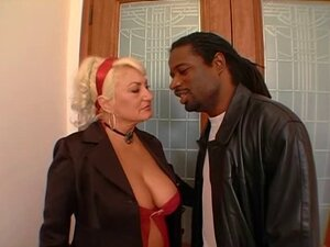 Hot Dana Hayes interracial anal