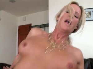 Teen and stepmom get all her holes boned by hard