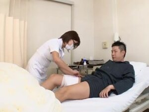 Nurse in Hospital cant resist Patients 4of8
