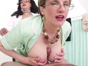 Big tittied mature hoes love cumshots