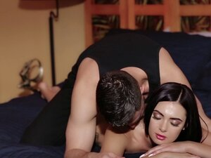 He unlocks the passion of Marley Brinx as they