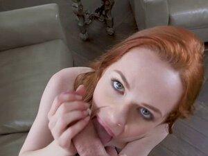 Red head Milf Ella Hughes blowjob Romeo Price