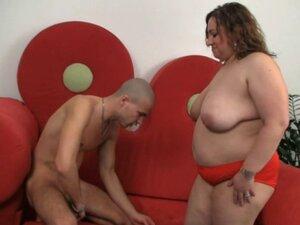 Hot surprise for big beautiful woman