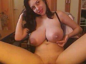 Lactating Huge Breasts on Live Cam